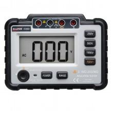 VC60B+ Digital Insulation Resistance Tester Megger MegOhm Meter 250/500/1000V DC