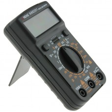 ANENG AN8201 Mini Digital Multimeter Backlight AC/DC Ammeter Voltmeter Ohm Tester 1999 Counts Pocket