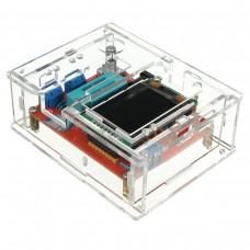 DIY/Assembled GM328 Transistor Tester Diode Capacitance LCR Generator With Case Kit