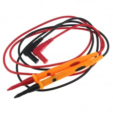 3010B 1000V 10A Heavy Duty Multimeter Voltmeter Rubberized Test Probe Leads Wire Pen Cable