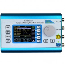 FY2300 25MHz Arbitrary Waveform Dual Channel High Frequency Signal Generator 200MSa/s 100MHz Frequency Meter DDS