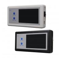 D602 200KHz 2 Channel Oscilloscope Mini Pocket-Sized Handheld Touch Panel LCD Digital Oscilloscope