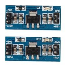 2 PCS 3.3V AMS1117 Power Supply Module DIY for Arduino