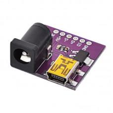 Mini USB DC Power Converter Module for Electronic DIY (Purple)