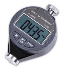 Digital Shore D Durometer High Hardness Rubber Tester 100HD LCD Display Meter