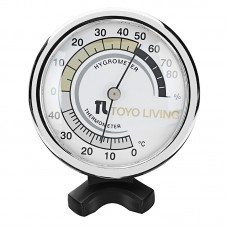 TH123 Themometer Hygrometer Temperature Humidity Meter 0-50 0-100% Back Hole Design