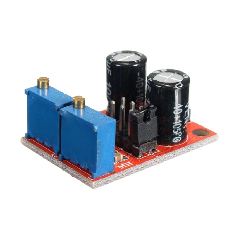 NE555 Pulse Frequency Duty Cycle Adjustable Module Square Wave Signal Generator Stepper Motor Driver