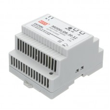 NVVV DR-30-12 30W AC to DC 12V 2.5A DIN-Rail Power Supply Industry Switching Power Supply