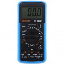 ANENG DT9205A Digital Multimeter AC/DC Voltage Current Resistance Capacitance Diode Triode Tester